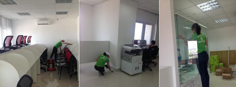 Dịch vụ vệ sinh văn phòng 2