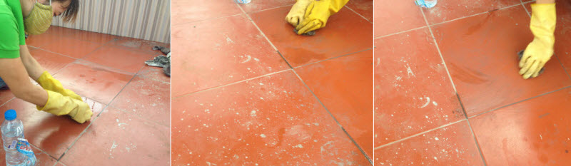 Dịch vụ vệ sinh nhà ở tại Quảng Ninh 2