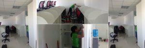 Dịch vụ vệ sinh văn phòng tại Hạ Long tốt nhất