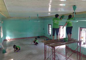 Dịch vụ lau nhà tại Quảng Ninh