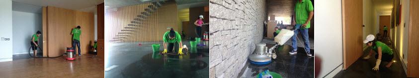 Dịch vụ làm sạch tại Quảng Ninh