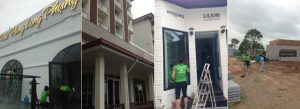 Dịch vụ tổng vệ sinh sau xây dựng nhà riêng