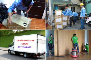 Dịch vụ vận chuyển nhà trọn gói tại Hạ Long