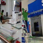 Tạp vụ showroom, cửa hàng, văn phòng