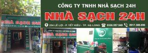 công ty TNHH Nhà Sạch 24h