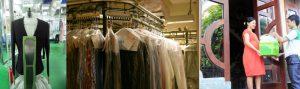 Dịch vụ giặt áo Vest