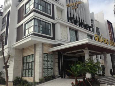 Vệ sinh nhà hàng Quảng Bình 0