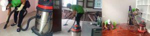Vệ sinh thô công trình xây dựng 4