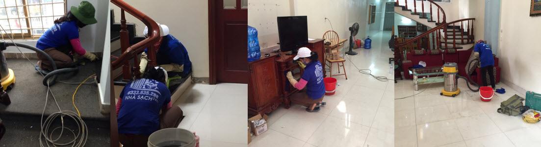 dịch vụ vệ sinh nhà cửa tại cẩm phả