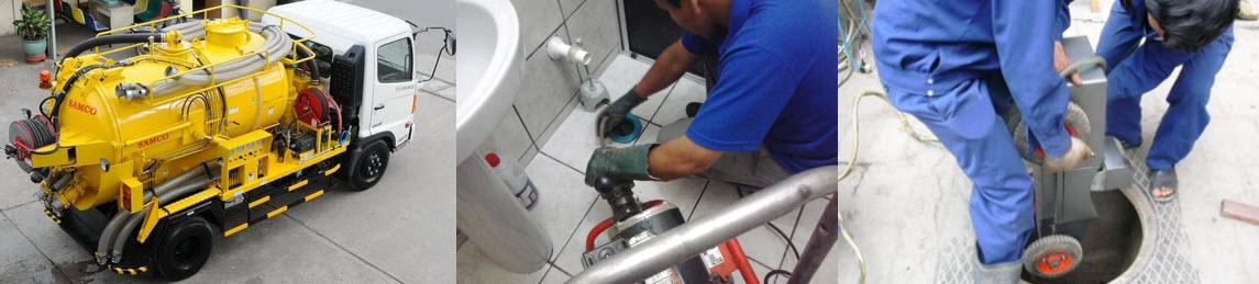 dịch vụ hút bể phốt tại Hạ Long