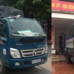 Dịch vụ cho thuê xe tải chở hàng Hạ Long