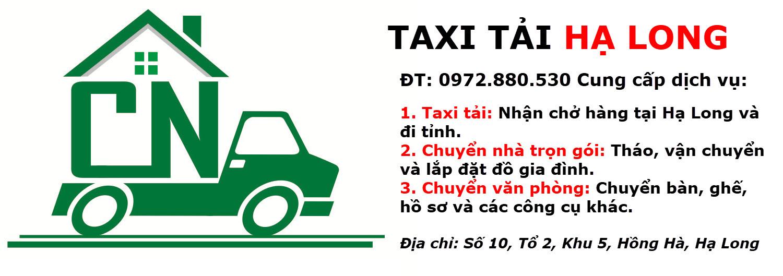 Taxi tải Hạ Long