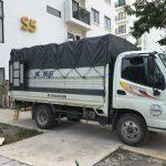Taxi tải Thành Hưng Hạ Long