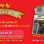 Giá dịch vụ nhà sạch tại Hạ Long