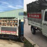 Cho thuê xe tải chở hàng ở Quảng Ninh