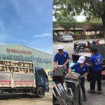 Nhận chở hàng tại Quảng Ninh
