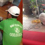 Dịch vụ giặt ghế sofa tại Hạ Long
