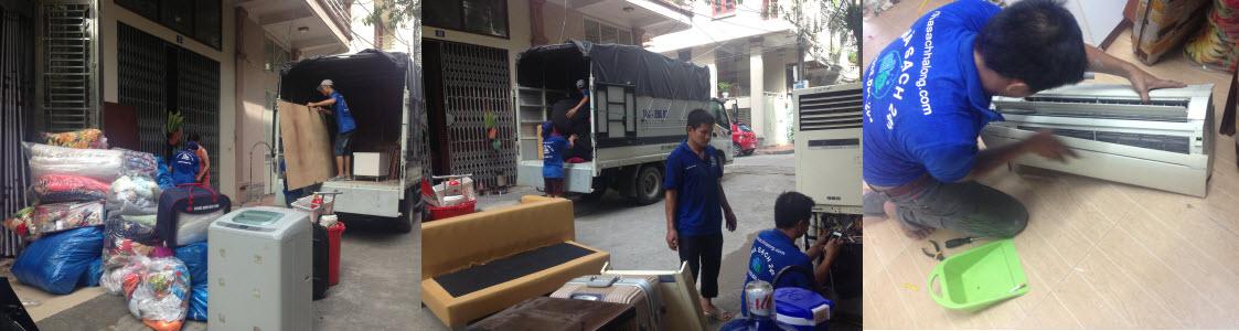 Dịch vụ chuyển nhà hạ long quảng ninh