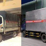 Dịch vụ cho thuê xe chuyển nhà tại Quảng Ninh